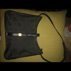 Vintage Authentic MCM, (Stewardess Style) Handbag